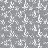 Vector natuurlijk naadloos patroon vector illustratie