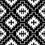 Vector navajo tribal ornament Stock Image