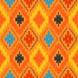Vector navajo tribal ornament Royalty Free Stock Photos