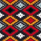Vector navajo tribal ornament Stock Image