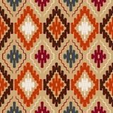 Vector navajo tribal ornament Stock Photography