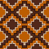Vector navajo tribal ornament Royalty Free Stock Photo