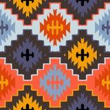 Vector navajo tribal ornament Stock Photos