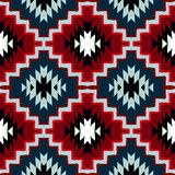 Vector navajo tribal ornament Stock Images