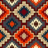 Vector navajo tribal ornament Royalty Free Stock Image