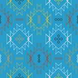 Vector navajo tribal ornament Stock Images
