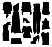 Diseño de la moda Fotos de archivo