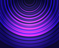 Vector neon geometric background. Royalty Free Stock Image