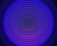 Vector neon geometric background. Stock Images