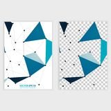Vector network background abstract polygon Royalty Free Stock Photography