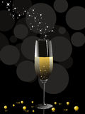 Vector for new year 2012 celebration Stock Photography