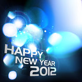 Vector new year Royalty Free Stock Photos