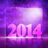 Vector new year Stock Photography