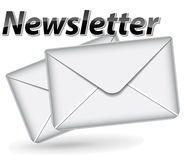 Free Vector Newsletter Icon Royalty Free Stock Photography - 42207957