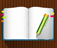 Vector of Note Book Stock Photos