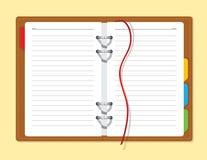 Vector notebook stock illustration