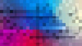 Vector o c?rculo do papel do projeto 3d com placa de circuito Futurista moderno do sum?rio da ilustra??o, engenharia, ci?ncia, te ilustração stock
