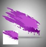 Vector o elemento para o projeto Imagem de Stock