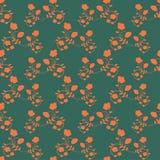 Fundo sem emenda da flor Imagem de Stock Royalty Free