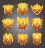 vector o jogo dos protetores ilustração royalty free