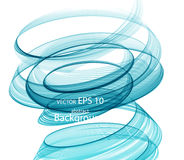 Vector o sumário abstrato do redemoinho, vector, rode, ilumine-o Imagens de Stock Royalty Free
