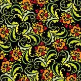 Vector o teste padrão floral ilustração stock