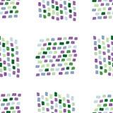 Vector o teste padrão sem emenda Imagens de Stock