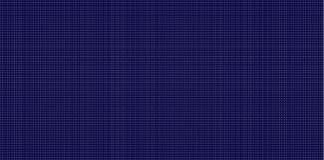Vector o teste padrão sem emenda futurista da tecnologia, obscuridade - fundo azul ilustração royalty free