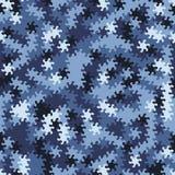 Vector o teste padrão sem emenda moderno do tessellation da geometria, g abstrato Fotos de Stock