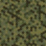 Vector o teste padrão sem emenda moderno do tessellation da geometria, g abstrato Fotos de Stock Royalty Free