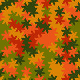 Vector o teste padrão sem emenda moderno do tessellation da geometria, g abstrato Foto de Stock