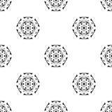 Vector o teste padrão sem emenda Repetição geométrica Rebecca 36 Imagens de Stock Royalty Free