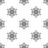 Vector o teste padrão sem emenda Repetição geométrica Rebecca 36 Fotografia de Stock Royalty Free