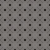 Vector o teste padrão sem emenda textura à moda moderna Repetindo o fundo geométrico Estrutura listrada Projeto gráfico linear foto de stock
