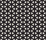 Vector o teste padrão sem emenda Textura abstrata à moda moderna Repetindo telhas geométricas ilustração do vetor