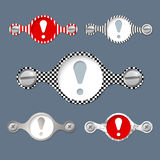 Vector objects Royalty Free Stock Images