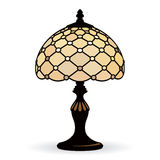 Vector old lamp Royalty Free Stock Images