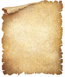 Vector old paper texture. Royalty Free Stock Photo