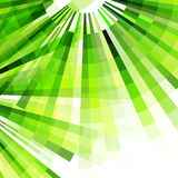 Vector old style green colors geometric background Royalty Free Stock Photo