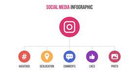 Vector online fotostatistiek Stock Fotografie