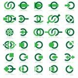 Vector ontwerpelementen Stock Illustratie