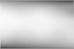 Vector opgepoetst metaalblad Royalty-vrije Stock Foto