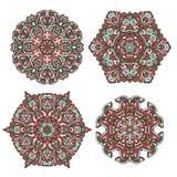 Vector oramental designs Royalty Free Stock Photos