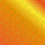 Vector orange background texture Royalty Free Stock Photography