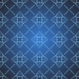 Vector oriental pattern. Seamless abstract wallpaper and backgro Stock Image
