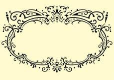 Vector ornament Stock Afbeeldingen