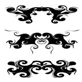 Vector ornament elements Royalty Free Stock Photo