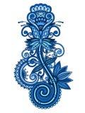 Vector ornament. Stock Image