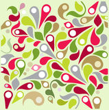 Vector ornamental background Stock Photo
