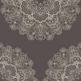 Vector ornamental background. Stock Photo